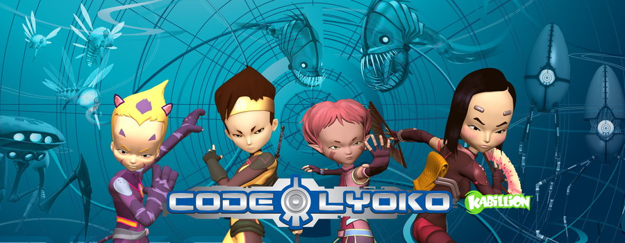 Do You Remember Code Lyoko Nerdier Tides
