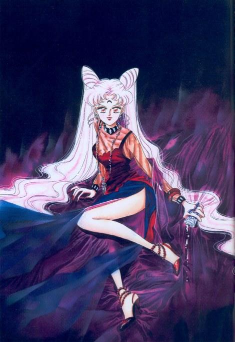 Original art by Sailor Moon creator Naoko Takeuchi