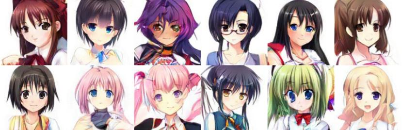 Anime Face Generator Makegirls Moe Is A Useful Asset For Any Artist Nerdier Tides