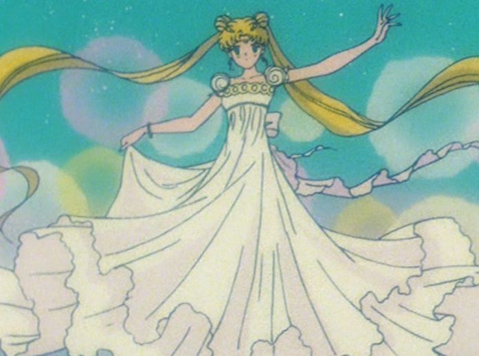Sailor Moon Fan Created A Dazzling Princess Serenity Wedding