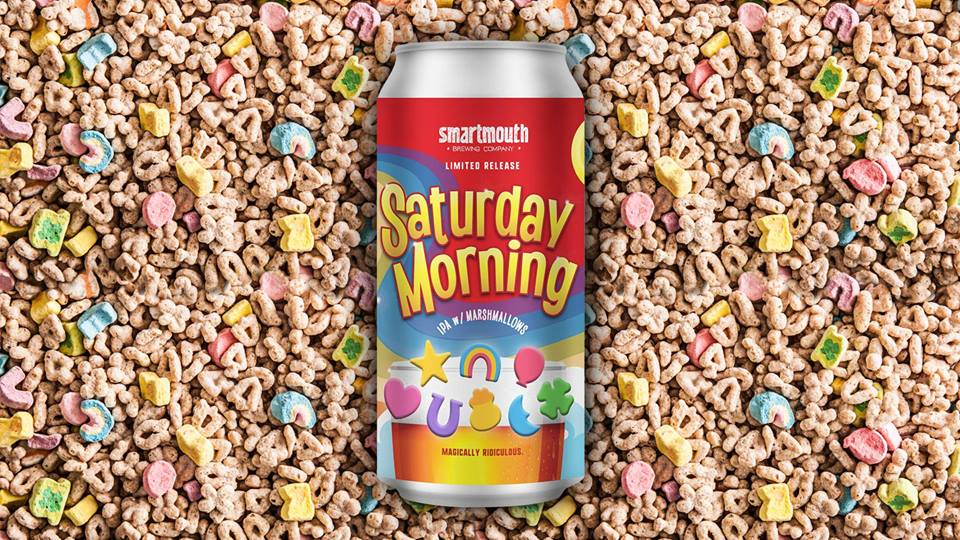 A Marshmallow Breakfast Cereal Flavored Beer Is On Its Way